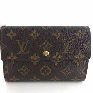 Authentic Louis Vuitton purse wallet